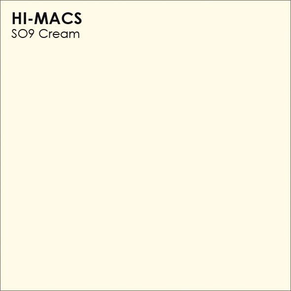 Hi-Macs S09 Cream (фото)
