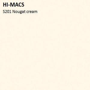 Hi-Macs S201 Nougat Cream (фото)