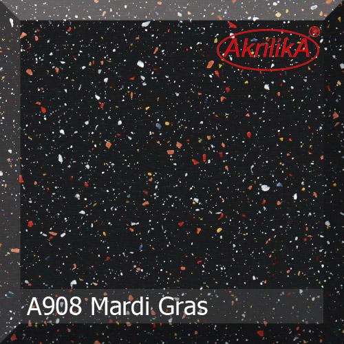 Akrilika A908 Mardi Gras (фото)