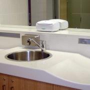 Grandex A-404 Arctic Air, Ванные комнаты (фото)