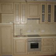 Grandex P-101 Pure Vanilla, Кухонные столешницы (фото)