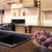 Grandex V-502 Cambay Stone, Кухонные столешницы