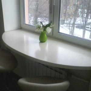 Grandex A-412 Citron Blossom, Кухонные столешницы (фото)