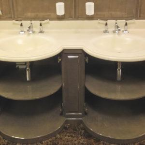Grandex P-102 Pure Beige, Ванные комнаты (фото)