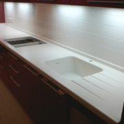 Grandex S-203 Sparkling Sand, Кухонные столешницы (фото)