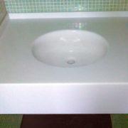 Grandex S-203 Sparkling Sand, Ванные комнаты (фото)