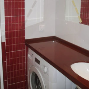 Grandex D-306 Maple Sirup, Ванные комнаты (фото)