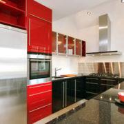 Grandex J-507 Gur Coal, Кухонные столешницы (фото)