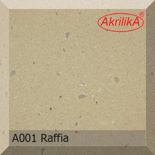 Akrilika A001 Raffia (фото)