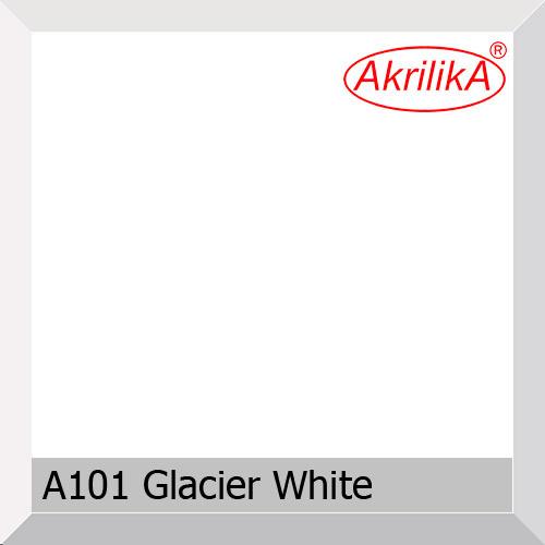 Akrilika A101 Glacier White (фото)