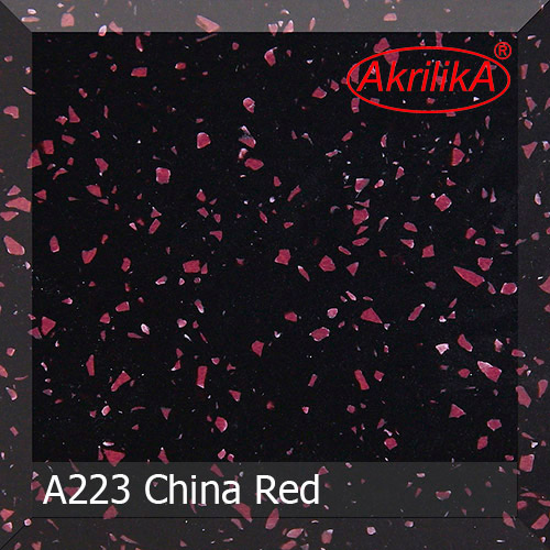Akrilika A223 China Red (фото)