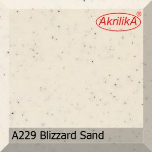 Akrilika A229 Blizzard Sand (фото)