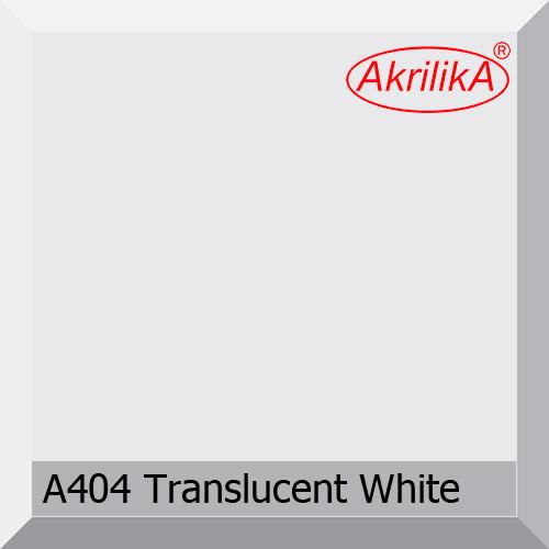 Akrilika A404 Translucent White (фото)