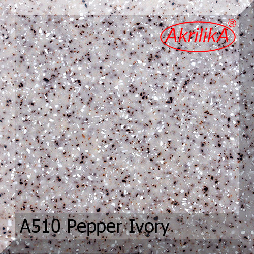 Akrilika A510 Pepper Ivory (фото)