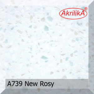 Akrilika A739 New Rosy (фото)