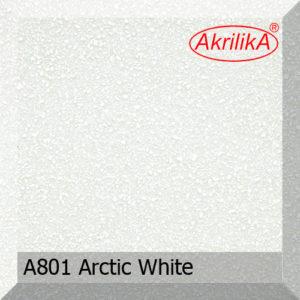 Akrilika A801 Arctic White (фото)