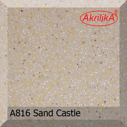 Akrilika A816 Sand Castle (фото)