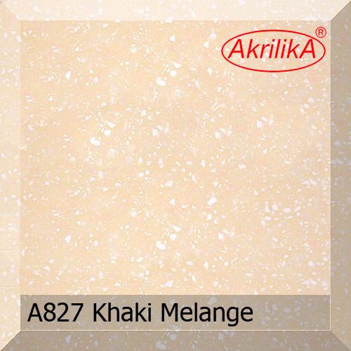 Akrilika A827 Khaki Melange (фото)