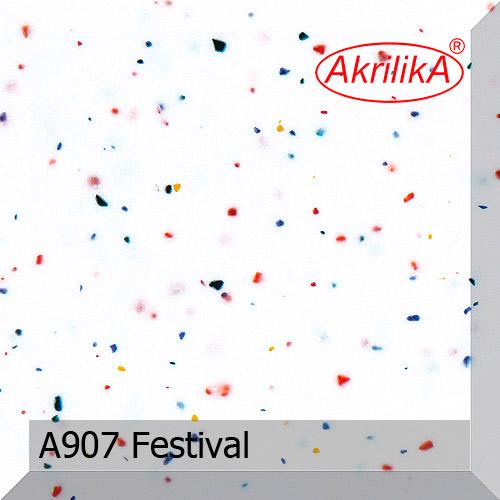 Akrilika A907 Festival (фото)