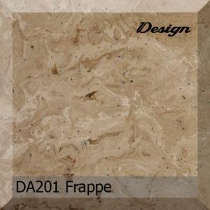 Akrilika DA201 Frappe (фото)