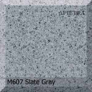 Akrilika M607 Slate Gray (фото)