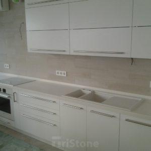 Tristone A-102 Beige Cream, Кухонная столешница (фото)