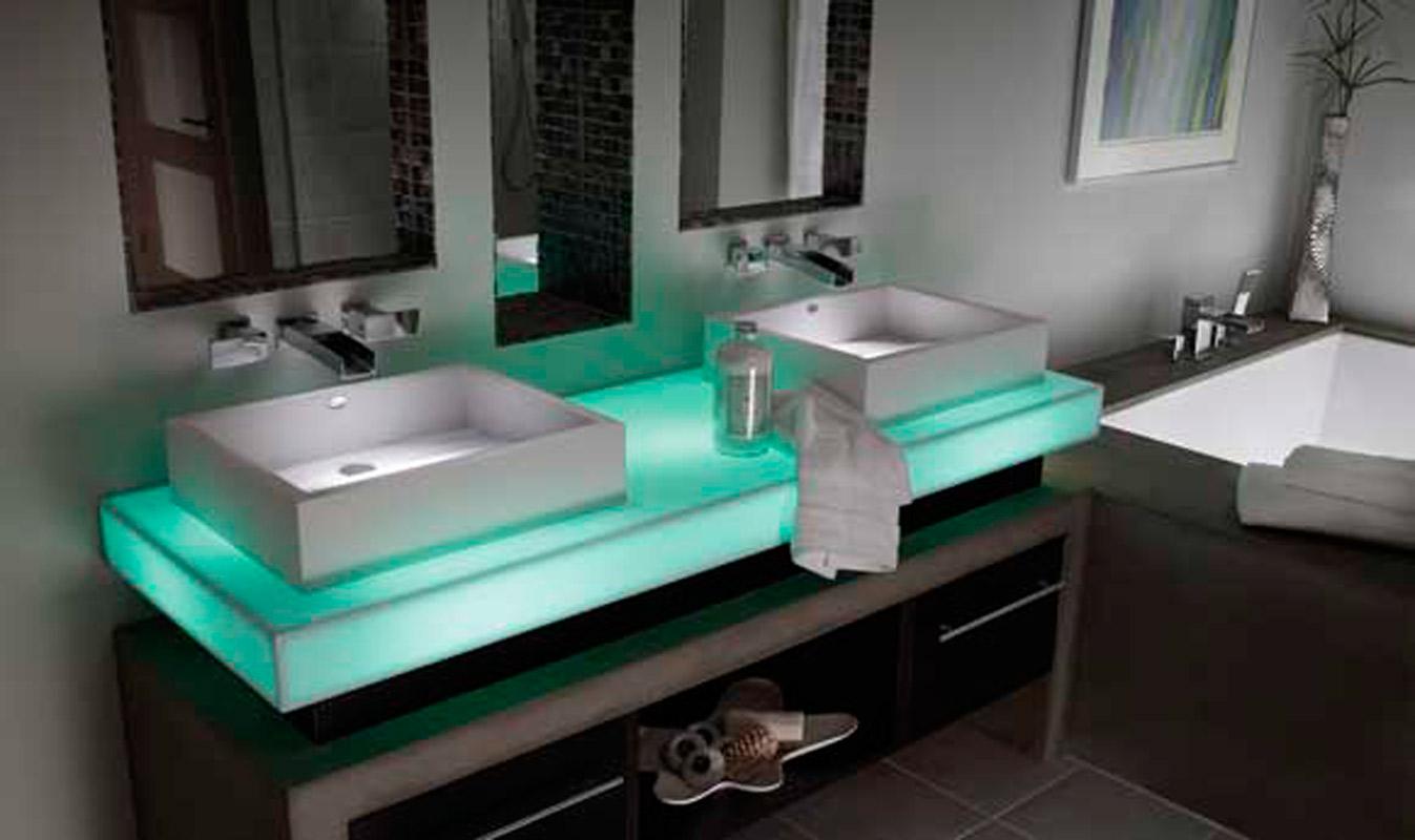 Наши работы. Раковина в ванную (фото)