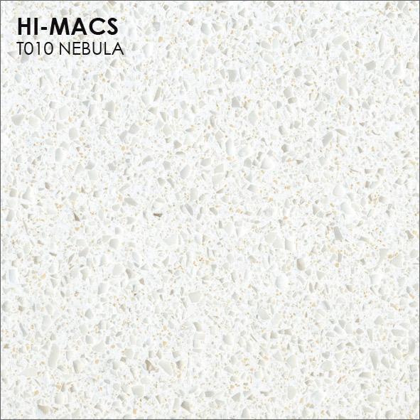 Hi-Macs T010 Nebula (фото)