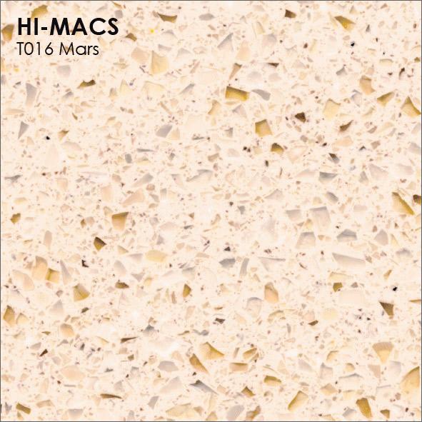 Hi-Macs T016 Mars (фото)