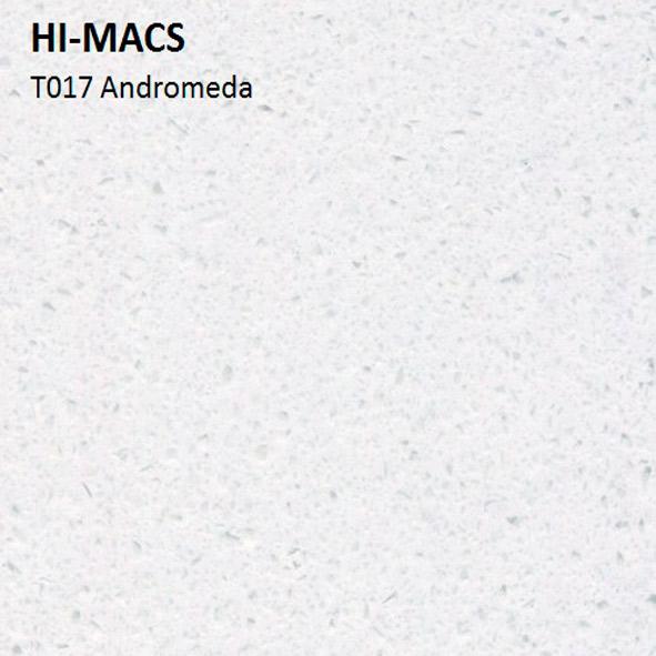 Hi-Macs T017 Andromeda (фото)