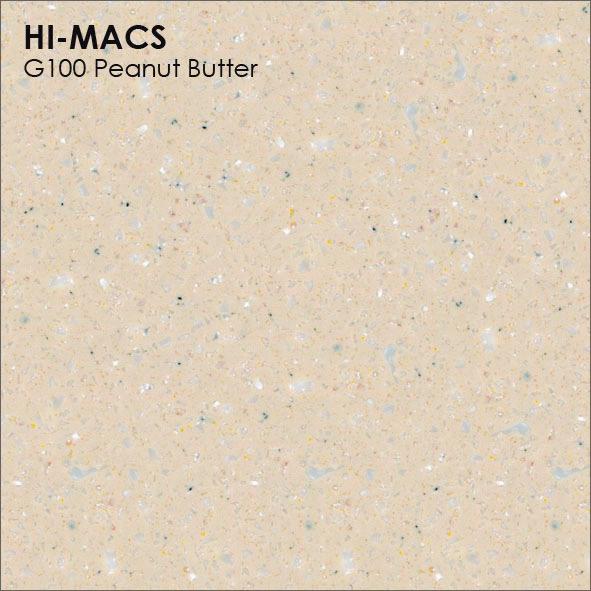 Hi-Macs G100 Peanut Butter (фото)