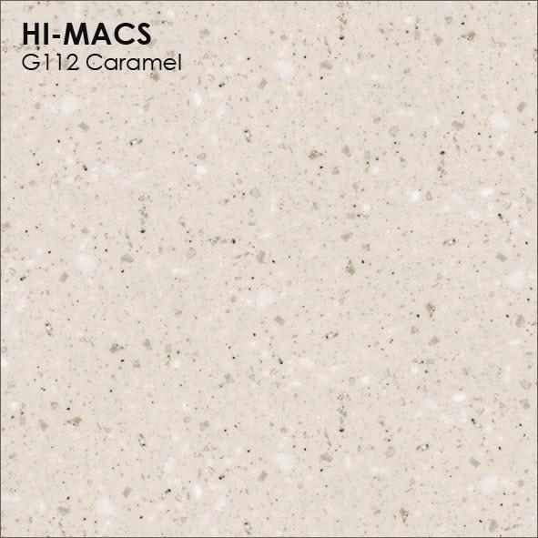 Hi-Macs G112 Caramel (фото)