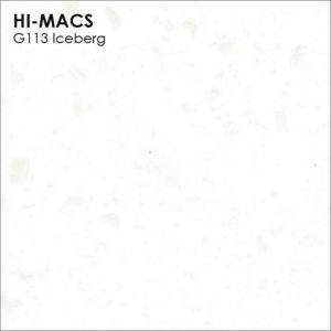Hi-Macs G113 Iceberg (фото)