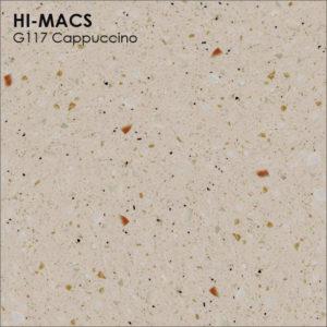 Hi-Macs G117 Cappuccino (фото)