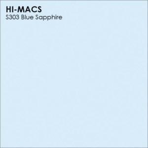 Hi-Macs S303 Blue Sapphire (фото)