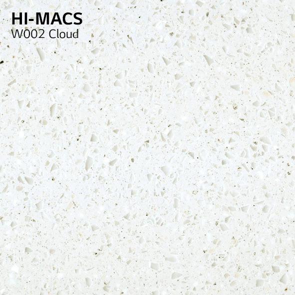 Hi-Macs W002 Cloud (фото)