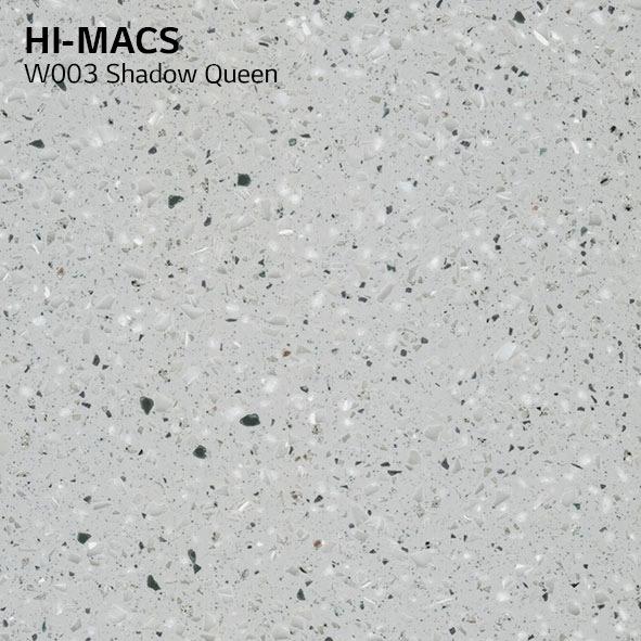 Hi-Macs W003 Shadow Queen (фото)