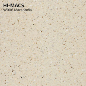 Hi-Macs W006 Macadamia (фото)