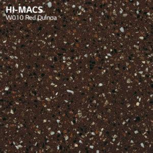 Hi-Macs W010 Red Quinoa (фото)