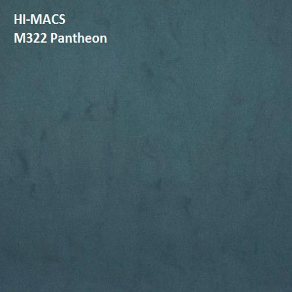 Hi-Macs M322 Pantheon (фото)