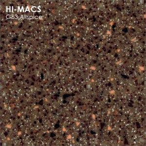 Hi-Macs G63 Allspice Quartz (фото)