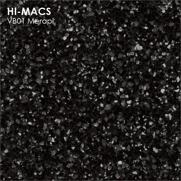 Hi-Macs VB01 Merapi (фото)
