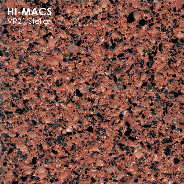 Hi-Macs VR21 Stellar (фото)