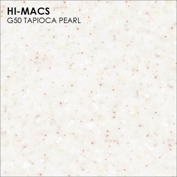 Hi-Macs G050 Tapioca Pearl (фото)