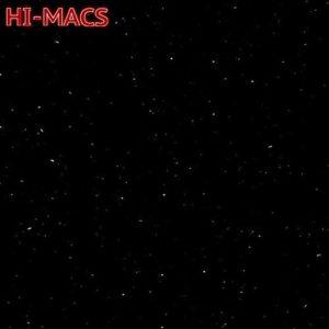 Hi-Macs P004 Perna Black (фото)